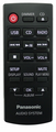 PANASONIC N2QAYB000948 Original HiFi Remote Control for SC-HC19 SC-HC29